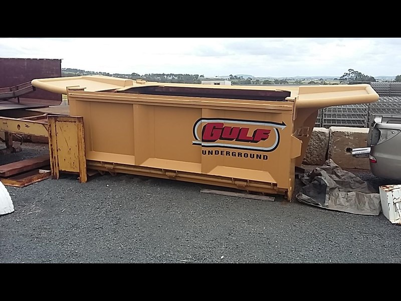 other mick murray hardox side tipping bin 476295 011