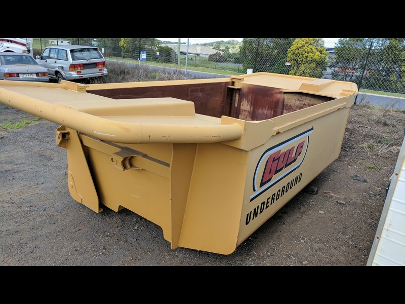 other mick murray hardox side tipping bin 476295 003