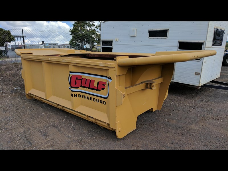 other mick murray hardox side tipping bin 476295 005