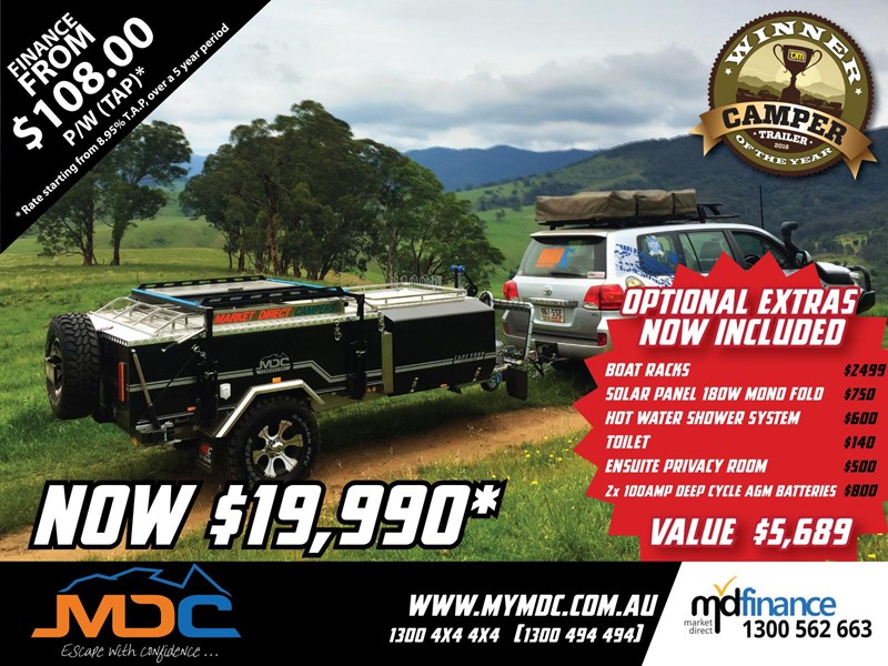 market direct campers venturer lt rear fold cape york 2016 edition 349003 001