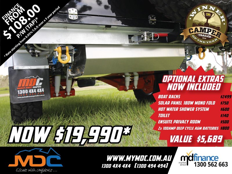 market direct campers venturer lt rear fold cape york 2016 edition 349003 009