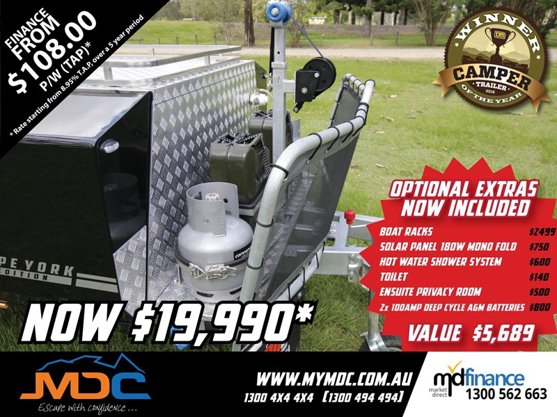 market direct campers venturer lt rear fold cape york 2016 edition 349003 011