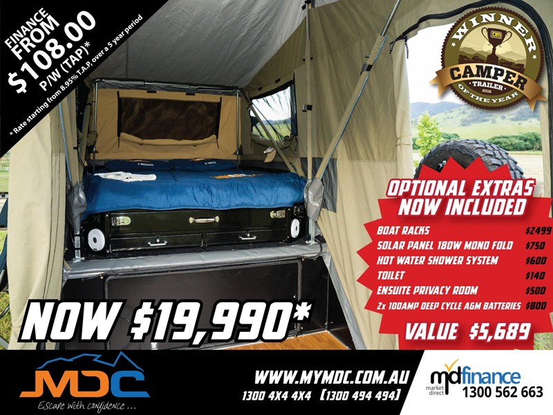 market direct campers venturer lt rear fold cape york 2016 edition 349003 027