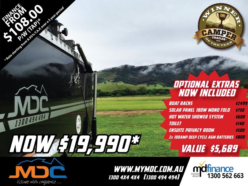 market direct campers venturer lt rear fold cape york 2016 edition 349003 035