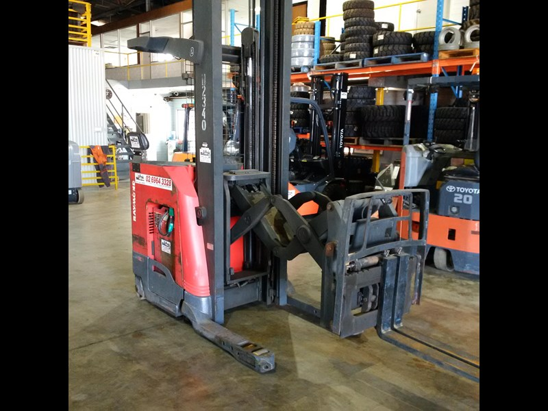 raymond double deep reach truck 477221 003