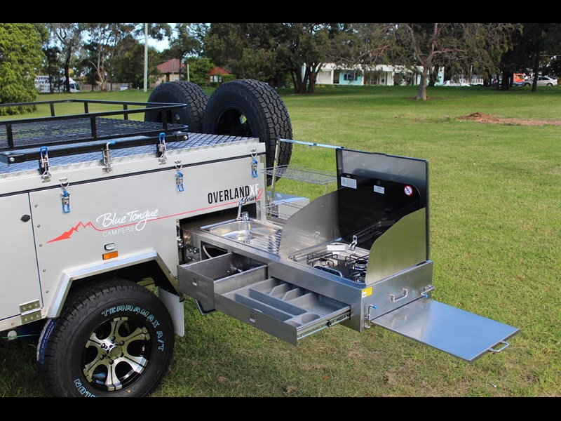 blue tongue camper trailers xf forward fold camper series ii 477597 045