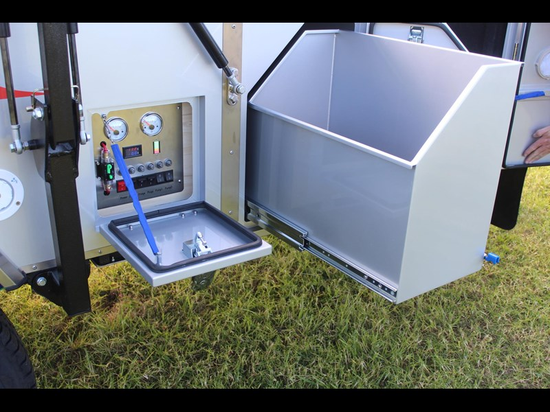 blue tongue camper trailers xf forward fold camper series ii 477597 049
