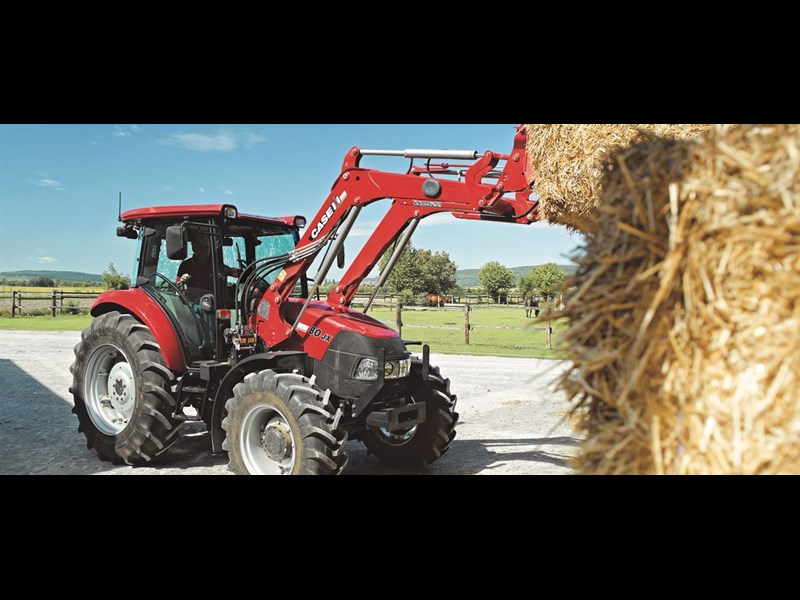 case ih farmall jx100 cab 461390 009