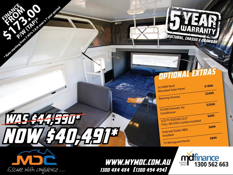 market direct campers xt - 12db 343371 025