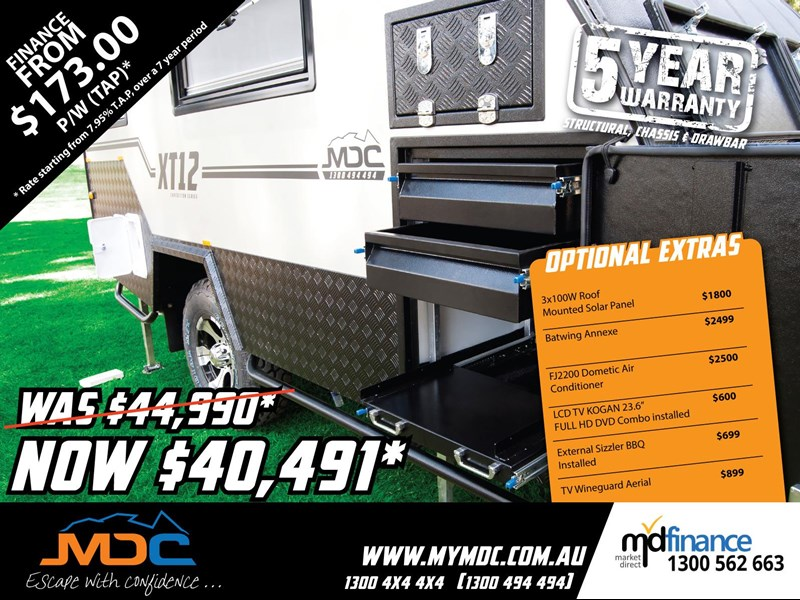 market direct campers xt - 12db 343371 031
