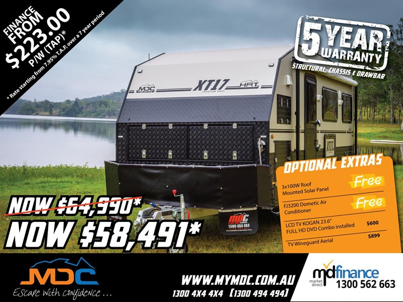 market direct campers xt - 17 hrt 344861 009