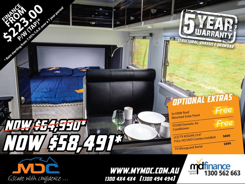 market direct campers xt - 17 hrt 344861 027