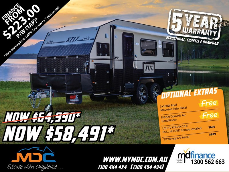 market direct campers xt17-hrt 433699 001