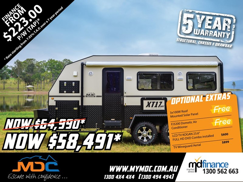 market direct campers xt17-hrt 433699 005