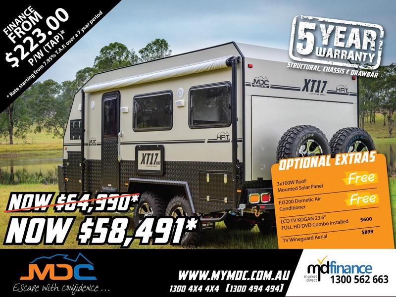 market direct campers xt17-hrt 433699 007