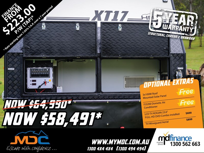 market direct campers xt17-hrt 433699 035