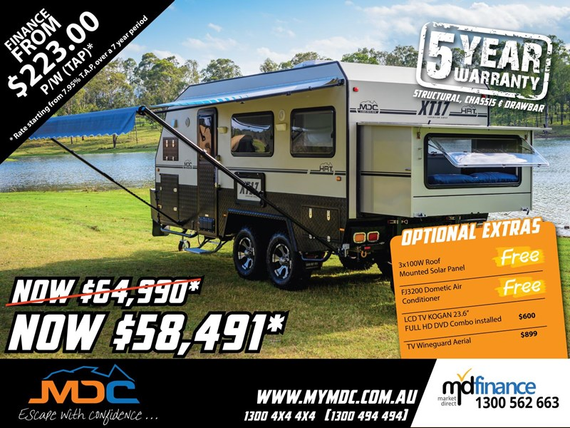 market direct campers xt17-hrt 433699 045