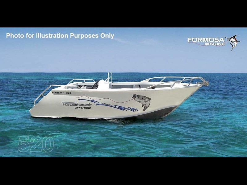 formosa tomahawk offshore 480 side console 494231 003