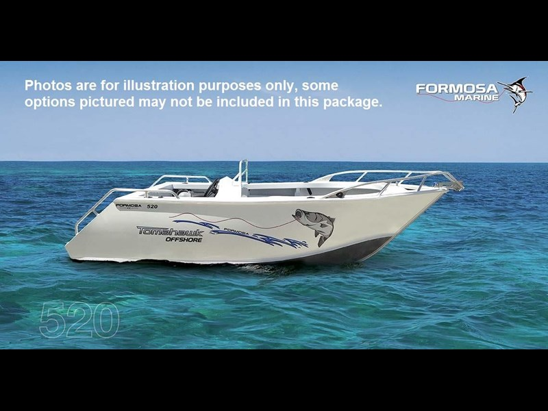 formosa tomahawk offshore 550 side console 495286 003