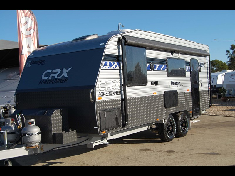 "design rv crx semi offroad 20'6"" 496242 001"