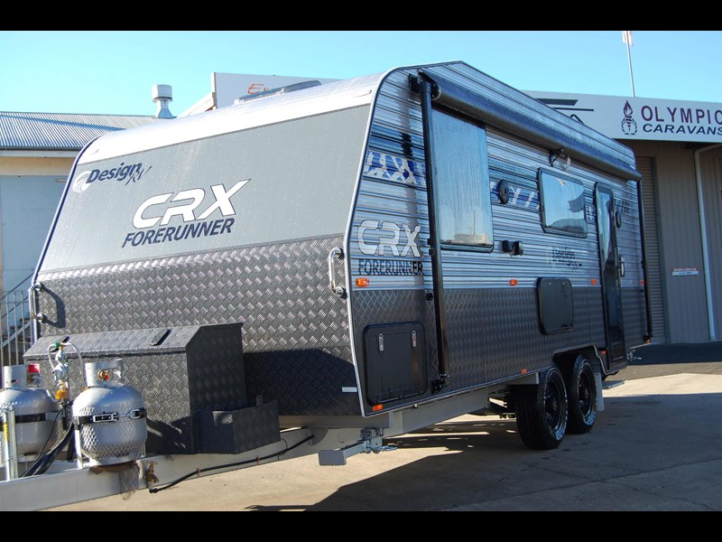 "design rv crx semi offroad 20'6"" 496242 023"