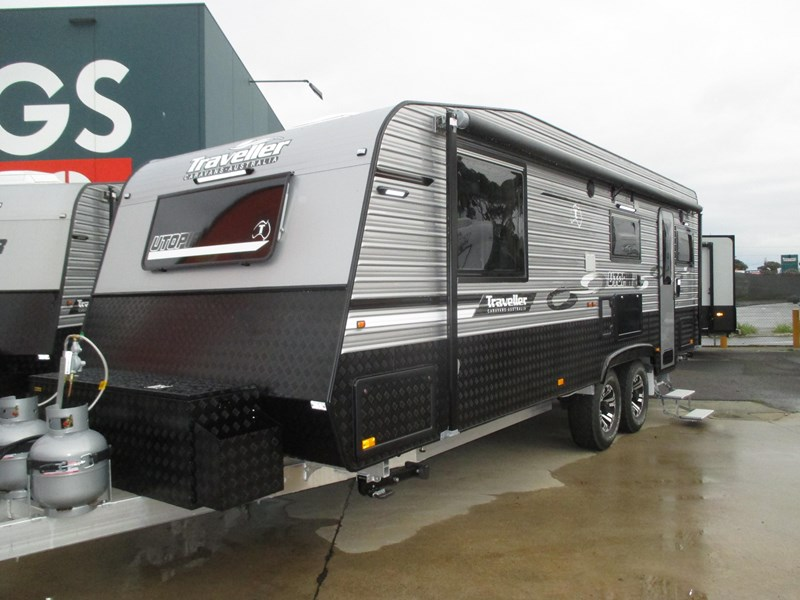 "traveller utopia 23'6"" off road....in stock now.... 495808 001"