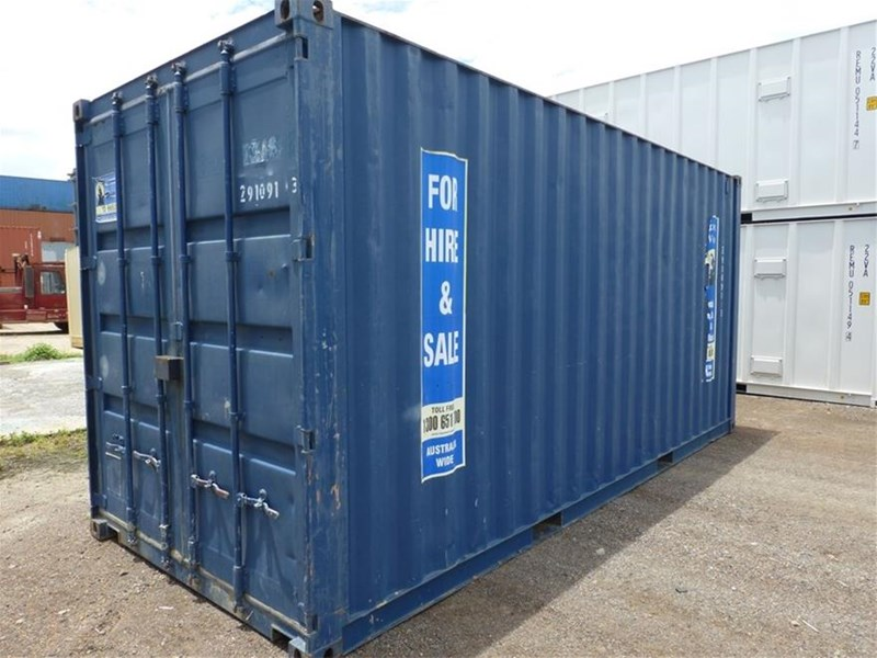 "20"" shipping container 20"" shipping container 499207 005"