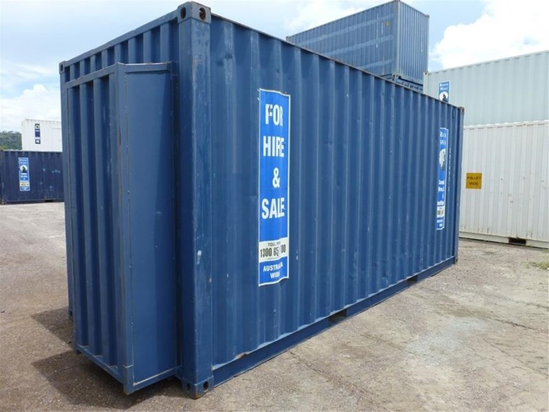"20"" shipping container 20"" shipping container 499207 011"