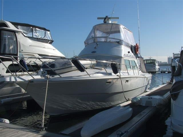 randell 41' mark 1 - flybridge 499604 001