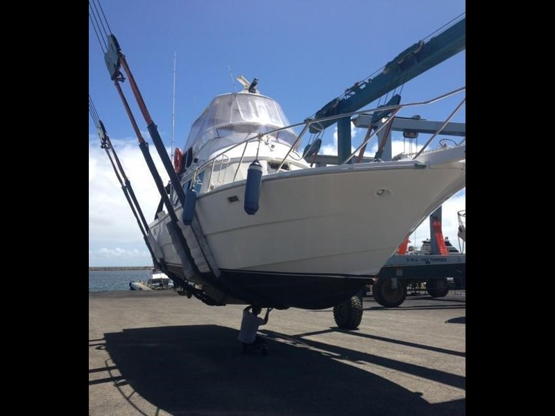 randell 41' mark 1 - flybridge 499604 003