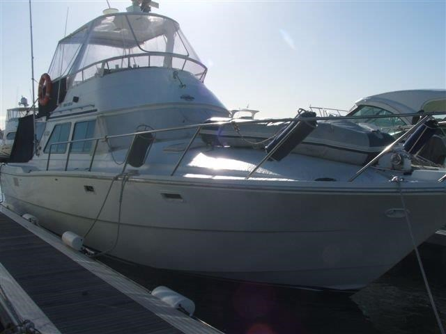 randell 41' mark 1 - flybridge 499604 005