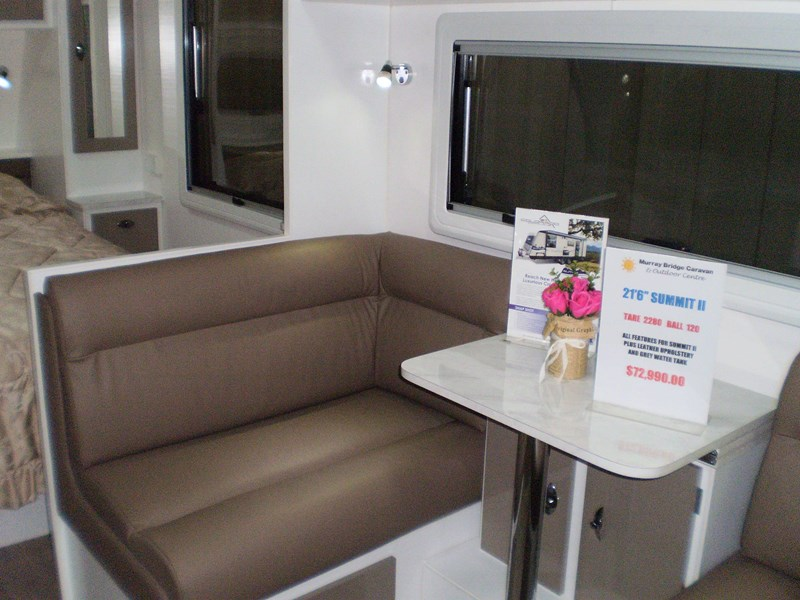 "colorado caravans 21'6"" summit ii  ensuite 353210 017"