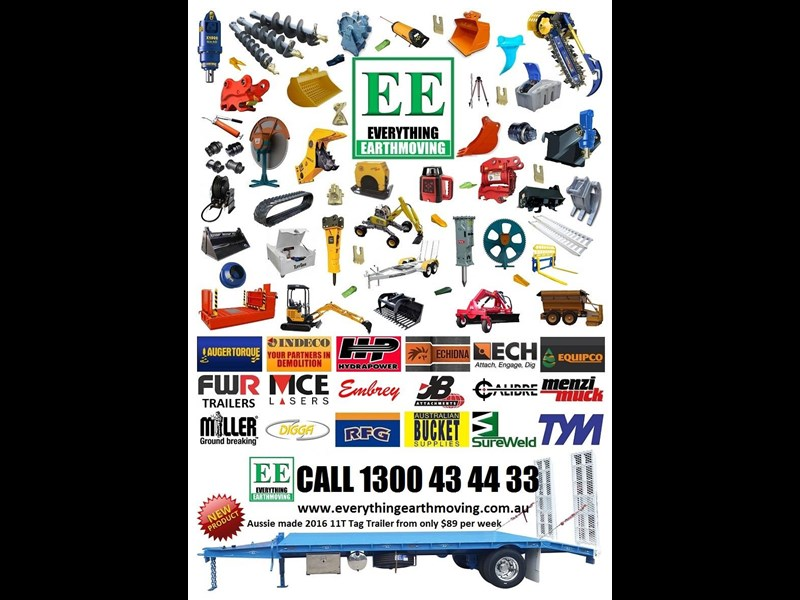 everything earthmoving 8 tonne buckets 429871 015