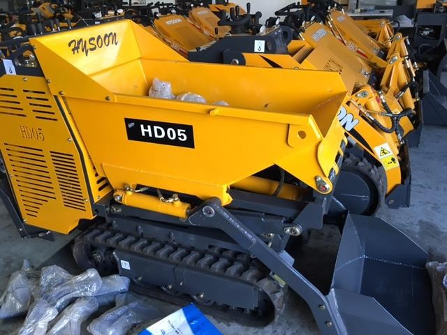 hysoon high lift dumper with self loading bucket 91152 015