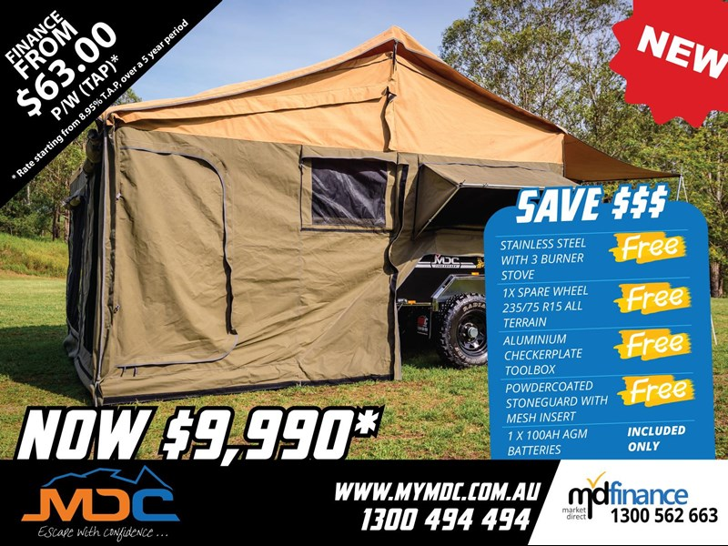 market direct campers voyager rear fold 456980 009