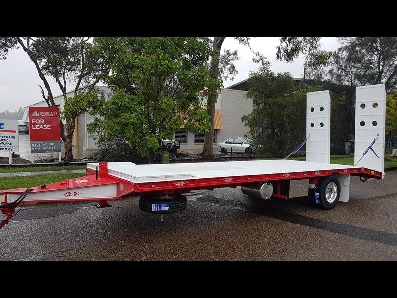 fwr single axle - all hydraulic tag trailer 403038 001