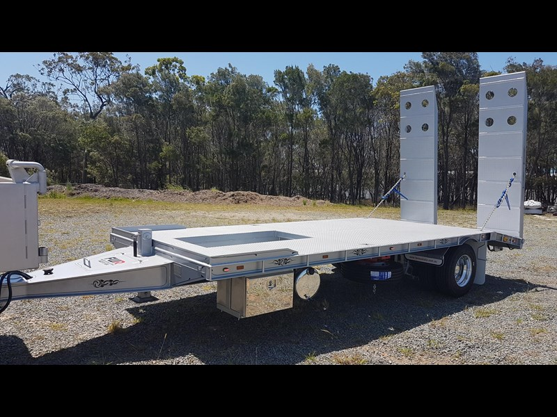 fwr single axle - all hydraulic tag trailer 403038 027