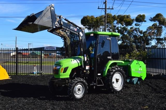 agrison 40hp cdf cabin + 6ft slasher + fel + 4 in 1 bucket 508938 023