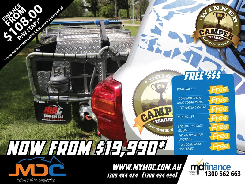 market direct campers 2016 venturer lt rear fold cape york edition 342157 055