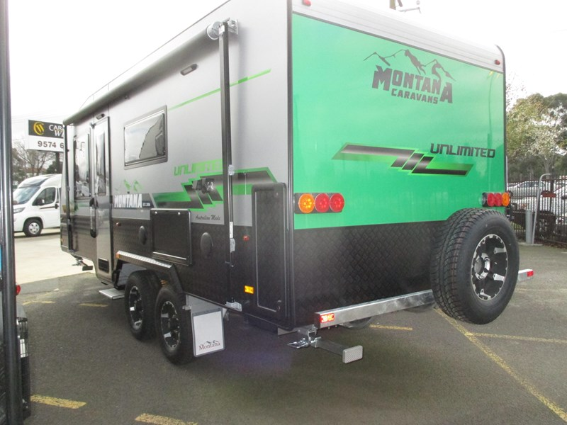 "montana unlimited 19'6"" tandem off road, ensuite 506188 003"