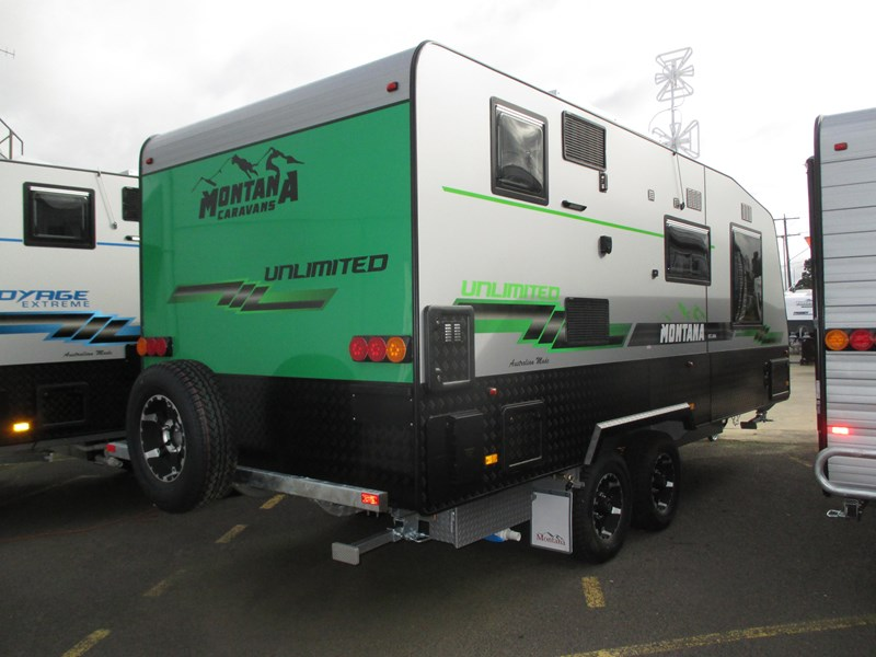 "montana unlimited 19'6"" tandem off road, ensuite 506188 015"