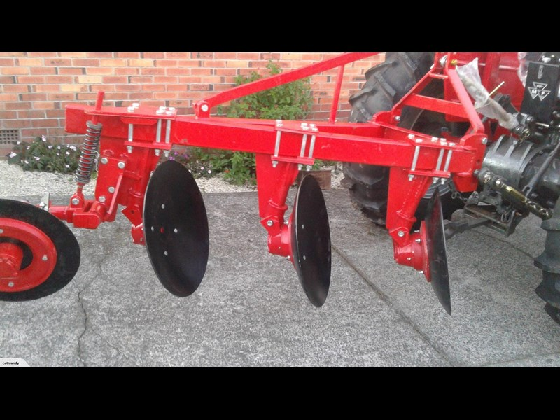 napier 3 disc plough 512377 001