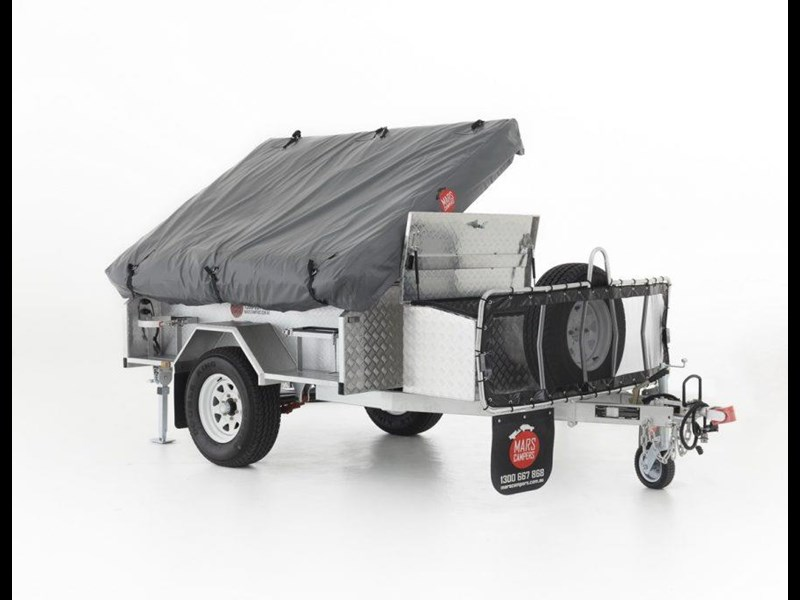 mars campers surveyor series gs 14 - soft top camper trailer 211751 003