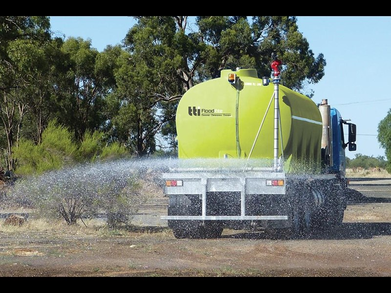 "transtank floodrite 6000l slip-on with yanmar 3"" diesel 415885 011"
