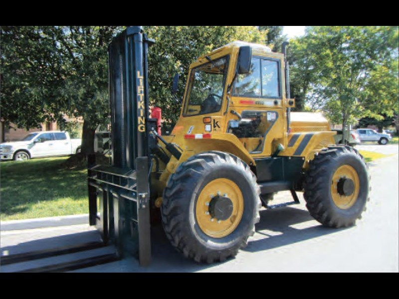 lift king lk6p44 4wd new 518297 001