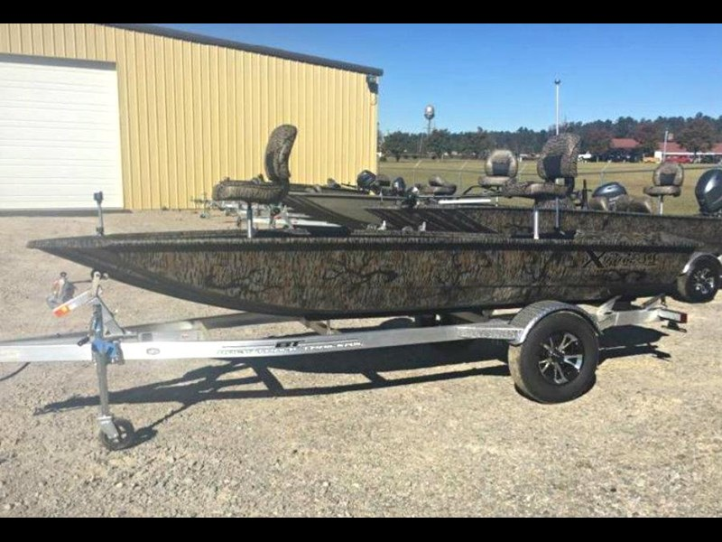 xpress boats hd15dbx hunting/fishing boat 520296 009