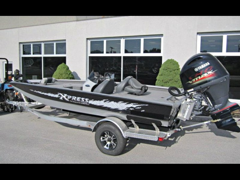 bass boat xpress x19 pro tournament bass fishing boat 521886 003