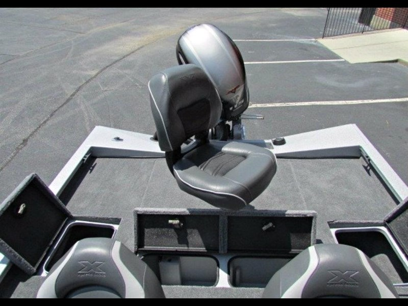 bass boat xpress x18 pro tournament bass fishing boat 522395 069