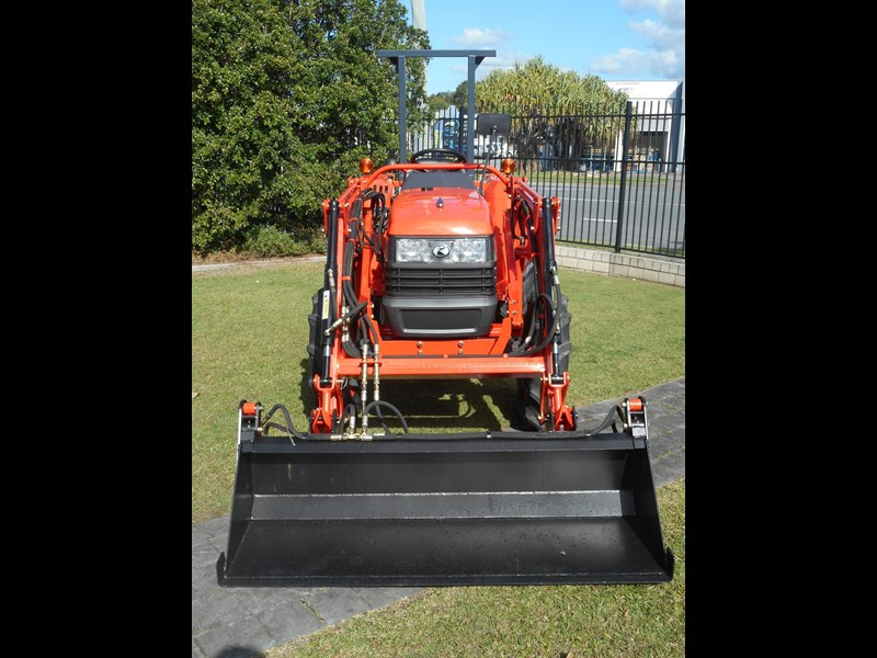 kubota l3408dt with 4 in 1 fel 522887 003
