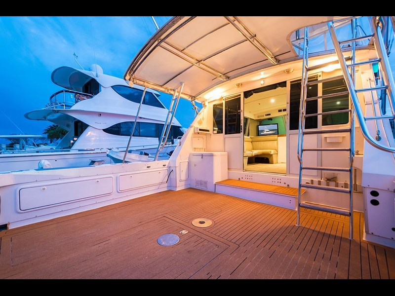 bertram 45' flybridge 523932 031